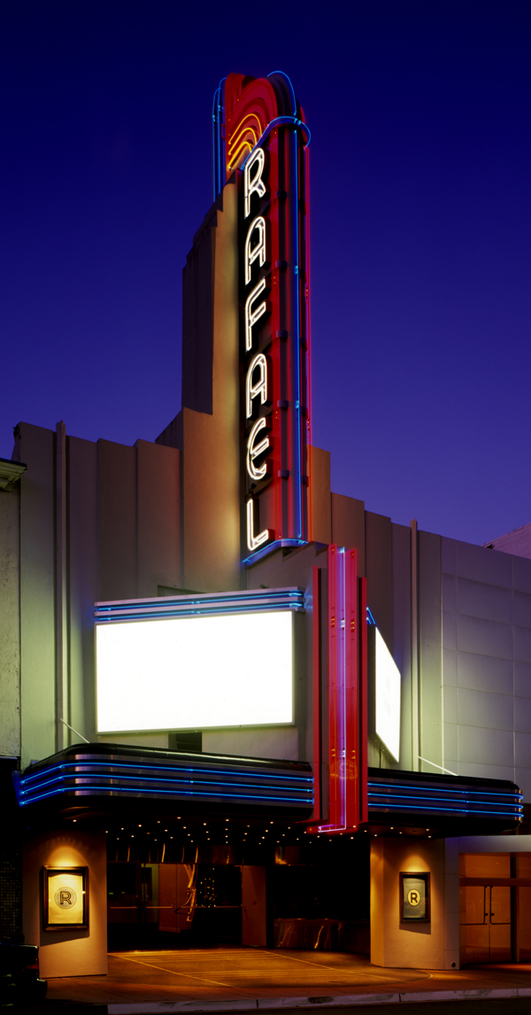 Omm Consulting Projects Historical Rafael Theater